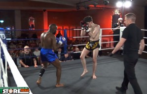 Watch: Toby Olokesusi vs Eoin Kelly - Deliverance 6