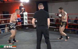 Watch: Steve McNutt vs Luke Kane - Deliverance 6