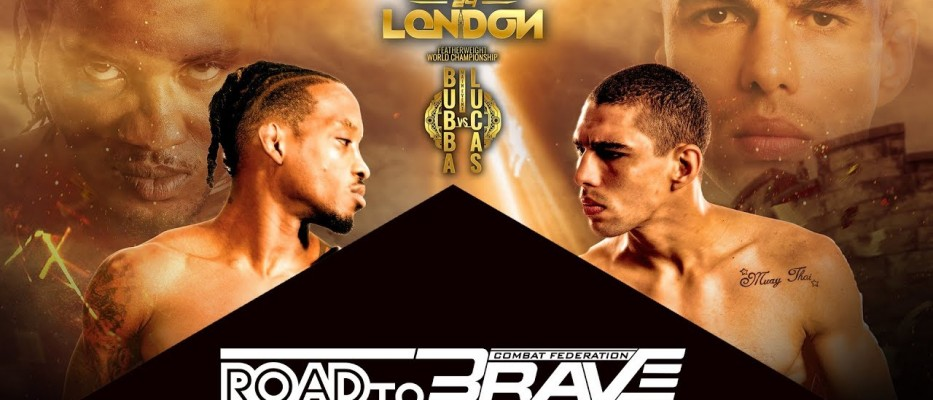 BRAVE CF 24 Fight Card & Live Stream