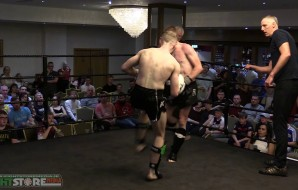 Watch: Frank Meagher vs Connor O'Reilly - Premier Fight Night 2