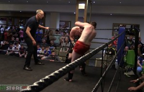 Watch: Andrew Connolly vs Ryan Simcox - Premier Fight Night 2