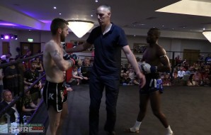 Watch: Ian Crotty vs Josias Gomes - Premier Fight Night 2