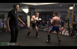 Watch: Kevin Kophamel vs Cormac Robinson - Premier Fight Night 2
