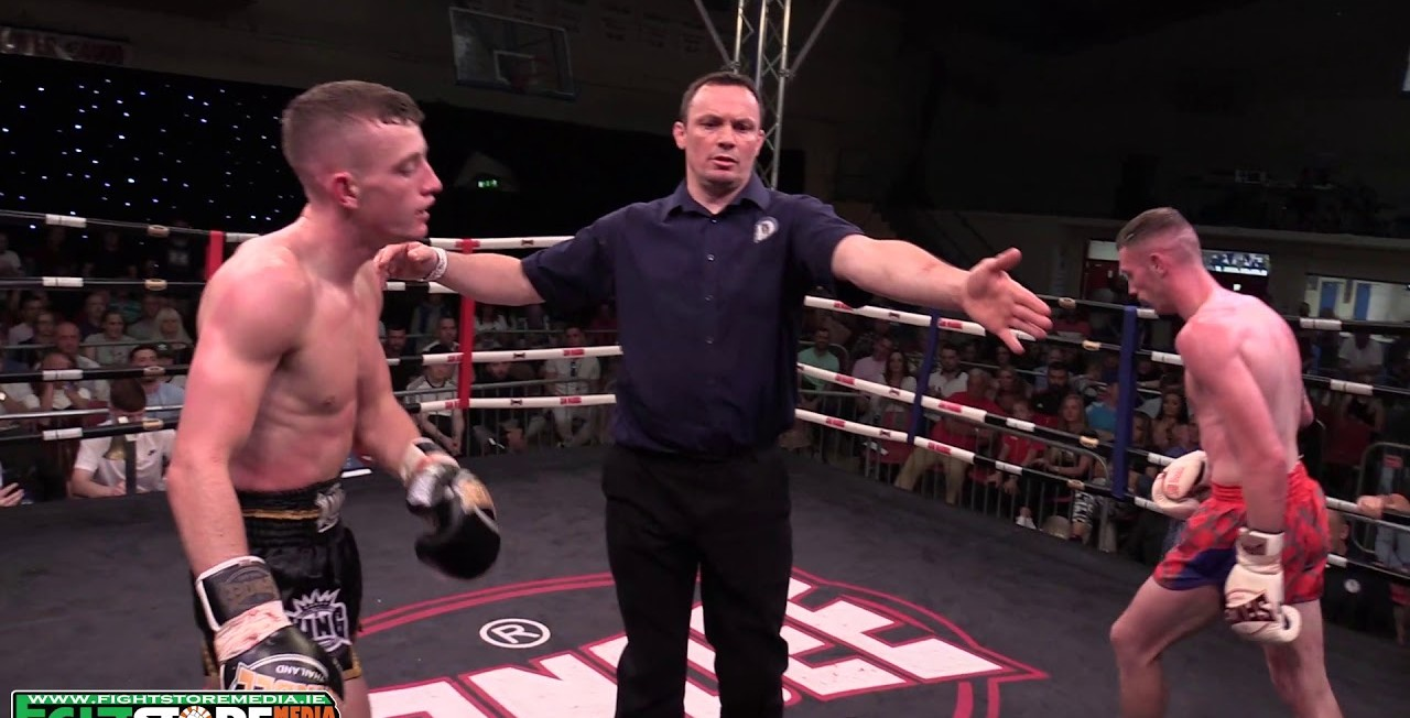 Watch: Ryan Sheehan vs Jay Counsel - Siam Warriors Superfights