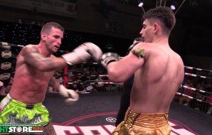 Watch: Sean Clancy vs Alessandro Sara - Siam Warriors Superfights