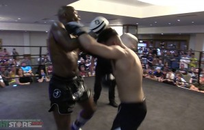 Watch: Sean Sweetman vs Jean Luc - Premier Fight Night 2