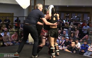 Watch: Zanette Veg vs Shannon Kearney - Premier Fight Night 2