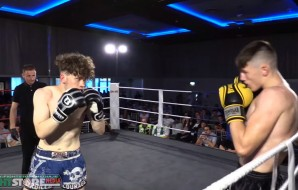 Watch: Marco Cardillo vs Gearoid Biggane - Unforgiven 3