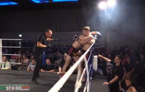 Watch: Mark Young vs Evgeny Silov - Unforgiven 3