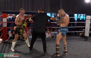 Watch: Robert Stasiulis vs Lukasz Pryba - Unforgiven 3