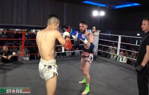 Watch: Ryan O'Driscoll vs Faisal Azimi - Unforgiven 3