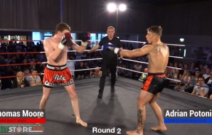 Watch: Thomas Moore vs Adrian Potoniec - Unforgiven 3