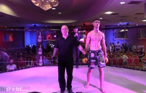 Watch: Adam Shelley vs Carl Byrne - Cage Warriors Academy Ireland 3