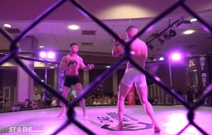 Watch: Chad Reilly vs Sean Tyrell - Cage Warriors Academy Ireland 3
