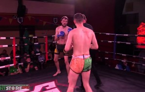 Watch: Hubert Kotawski vs Shane Murphy - Explosion 1