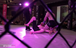 Watch: Nerjius Kaunas vs Robert Barrett - Cage Warriors Academy Ireland 3 -
