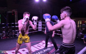 Watch: Gearoid Biggane vs Shane Norberg - Siam Warriors Superfights