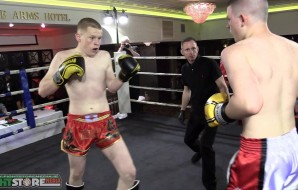 Watch: Max Gunning vs Sean Hogarty - RFC 5