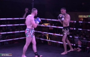 Watch: Sam Gandy Lynch vs Ryan Simcox - Siam Warriors Superfights