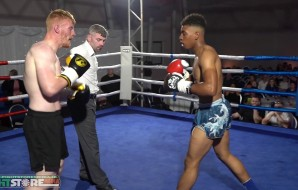 Watch: Shazard Ponde vs Padraig Bracken - Bad Intentions 3