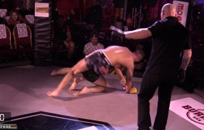 Watch: Adam Kinane vs Hugo Strutt - Cage Conflict: Hell Raiser