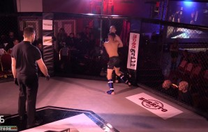 Watch: Eoghoin Masoliver vs Damien McGuigan - Cage Conflict