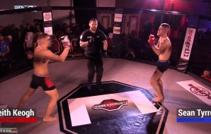 Watch: Keith Keogh vs Sean Tyrrell - Cage Conflict: Hell Raiser