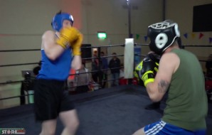 Watch: Tiernan Holland vs Daragh O'Brien - Fighting Spirit