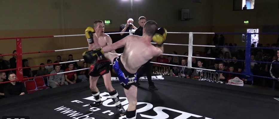Watch: Alan Cussen vs Ste Ogilvy - Fight Club Circus 2