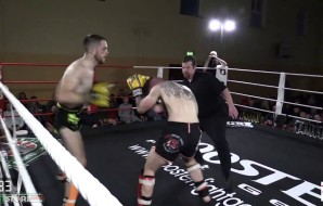 Watch: Brian McCusker vs Oscar Cafferly - Fight Club Circus 2