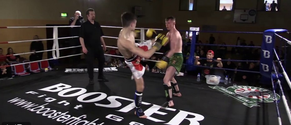 Watch: Ciaran Coogan vs Cialam Dowdall - Fight Club Circus 2