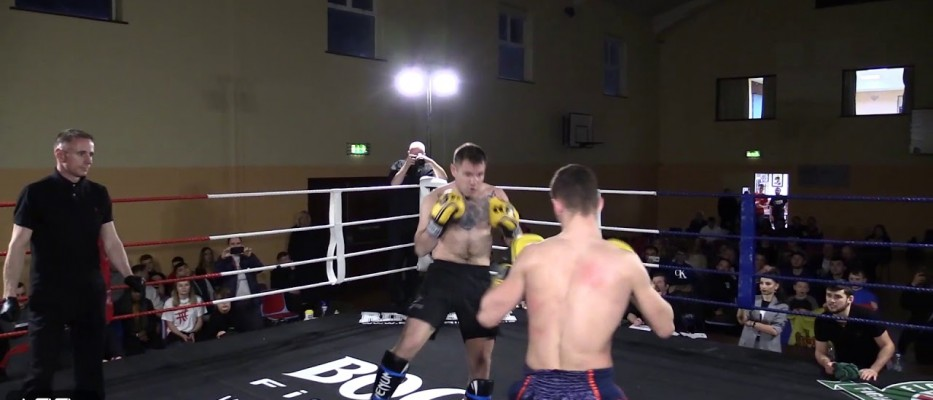 Watch: Claudiu Stan vs Andrei Moraru - Fight Club Circus 2