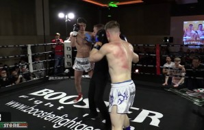 Watch: Dylan Vaughan vs Jamie Morrissey - Unforgiven 4
