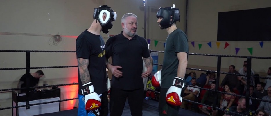 Watch: Emmet O'Bracain vs Gavin Craig - Fighting Spirit