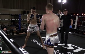 Watch: Faisal Azimi vs Sam O'Connor - Unforgiven 4