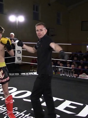 Watch: Jimmy Condron vs Dylan Howel - Fight Club Circus 2