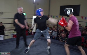 Watch: Mark McCormack vs Ashley Reid - Fighting Spirit