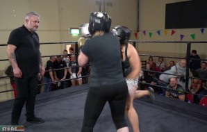 Watch: Niamh Jordan vs Mary Fox - Fighting Spirit