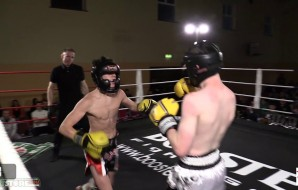 Watch: Ryan Sherry vs Conor Ledwith - Fight Club Circus 2