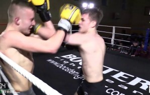Watch: Steije Koedijker vs James Slavin - Fight Club Circus 2