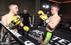 Watch: Daniil Tjurins vs Shaun Mac - Unforgiven 4