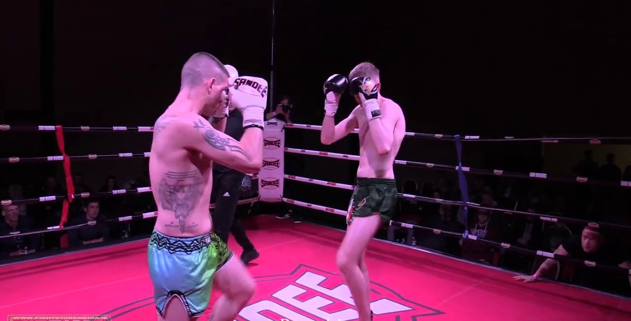 Watch: Eoin McCarthy vs Craig Nola - Rumble at the Rockies 2