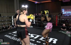 Watch: Kalina Anderson vs Rachel Thompson - Unforgiven 4