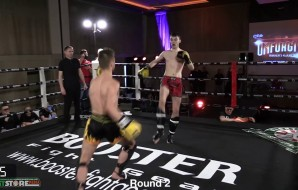 Watch: Lee Molloy vs Sasha Kavanagh - Unforgiven 4