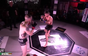 Watch: Adam Hill vs Gerard Burns - Cage Conflict 3