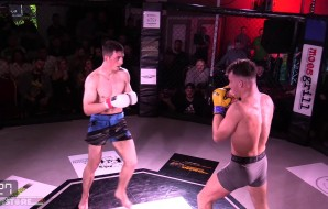 Watch: Alex Budoiu vs Glenn McVeigh - Cage Conflict 3