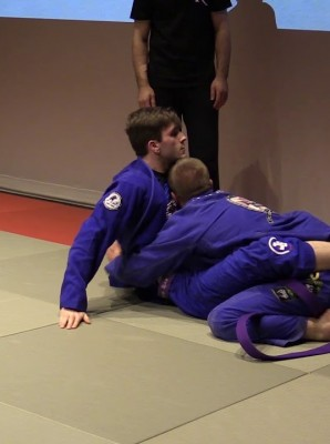 Watch: Alexandre Pereira vs Kasper Plonka - Grapple Kings 5