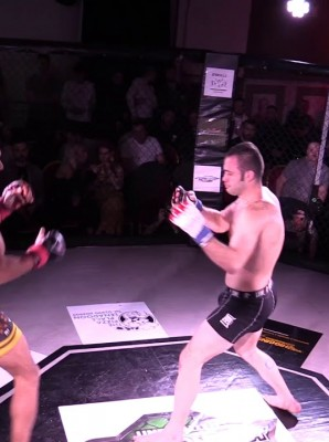 Watch: Andrea Marrazzo vs Ben Devis - Cage Conflict 3