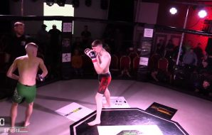 Watch: Darren Raeside vs Peter O'Reilly - Cage Conflict 3