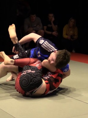 Watch: James Groom vs Rokas Visockis - Grapple Kings 5